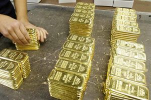 Using Gold as an Investment Option