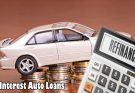 Low-Interest Auto Loans - Tips To acquire Lowest Auto Loan Rates of interest